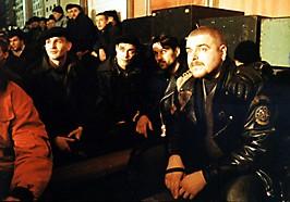 Концерт ТАЙМ-АУТ в ИТК Стенькино, устроенный нами в 1997 :: 1
