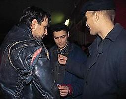 Концерт ТАЙМ-АУТ в ИТК Стенькино, устроенный нами в 1997 :: 3
