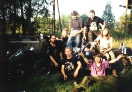 Байк-шоу 1995 :: 000