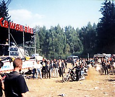 Байк-шоу 1996 :: 003