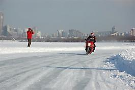 Покатухи по льду. Февраль 2009 :: dsc_0338