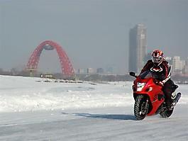 Покатухи по льду. Февраль 2009 :: dsc_0354