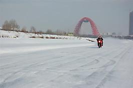 Покатухи по льду. Февраль 2009 :: dsc_0366