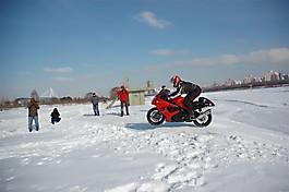 Покатухи по льду. Февраль 2009 :: dsc_0441